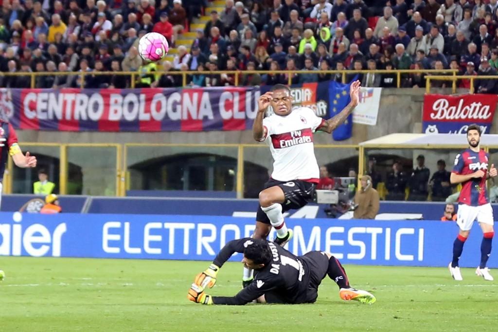 Calcio: Serie A; Bologna-Milan