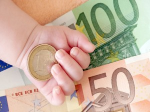 Bonus bebè raddoppia: 160€ primo figlio, 240 per il secondo