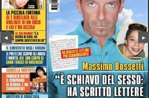 """Bossetti, lettere a Gina. """"Mi dicono: complimenti che mazza"""""""