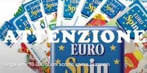 Buoni sconto Euro Spin: occhio alla nuova truffa su Facebook