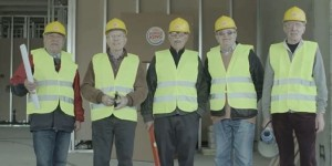Burger King assolda pensionati a guardia cantieri fast food