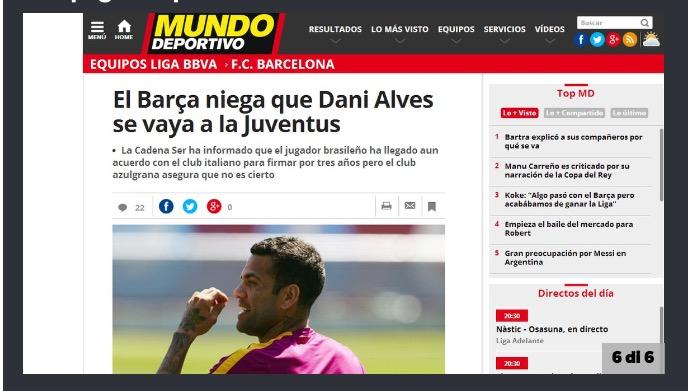Calciomercato Juventus, Dani Alves bianconero per tre anni_6