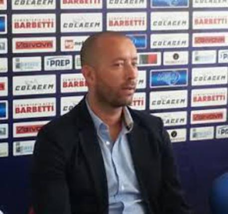 Calciomercato Perugia, Cristian Bucchi per il dopo Bisoli
