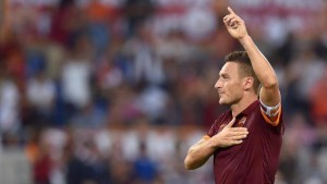 Guarda la versione ingrandita di Calciomercato Roma, Baldissoni anticipa rinnovo Totti (foto Ansa)
