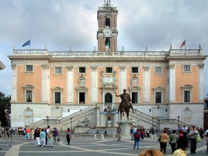 Guarda la versione ingrandita di Roma: per i dipendenti comunali poltrone e corsi antistress