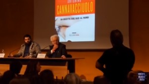 """Antonino Canavacciuolo, chef a ristoratore: """"Dici stronz..."""""""