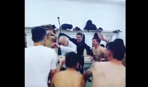 """Cagliari serie A, Stefano Capozucca balla """"El taxi"""" VIDEO"""