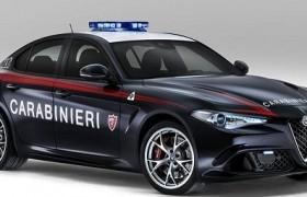 Tutto sulla nuova Giulia: prezzo, scheda, foto<br /> C'è anche versione Quadrifoglio per carabinieri