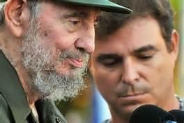 Fidel Castro con il nipote Antonio