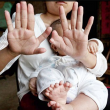 Bimbo nasce con 31 dita tra mani e piedi FOTO 3