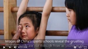 Cina, scuole per atleti: bambini, duri allenamenti e...VIDEO