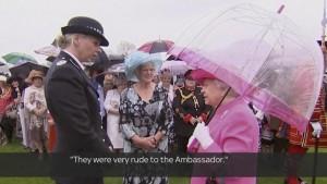 "YOUTUBE Regina Elisabetta gaffe: ""Cinesi molto maleducati"""