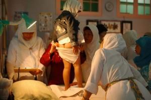 Circoncisione islamica: 50% in casa con gravi rischi