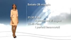 """Claudia Andreatti, l'ultimo annuncio su Rai 1: """"Grazie..."""""""