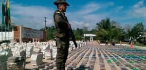 Guarda la versione ingrandita di YOUTUBE Colombia, sequestro record di cocaina: 8 tonnellate