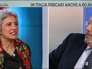 """Concia: """"Democristiano e fascista"""". Storace: """"Non insultare"""""""