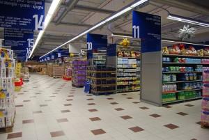Guarda la versione ingrandita di Un supermercato Coop