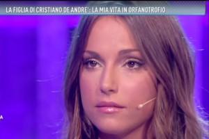 """Francesca De Andrè: """"Ho fatto un esposto contro mio padre"""""""