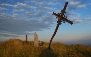 Monte Grisa, via Crucis distrutta: ipotesi satanismo
