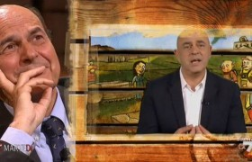 YOUTUBE Maurizio Crozza: Renzi-Boschi-Verdini zar-zarina e..