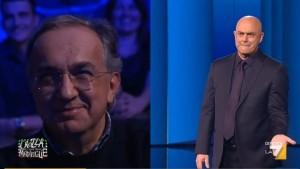 Maurizio Crozza diventa Marchionne: il vero applaude VIDEO
