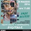 Roma, 25 maggio: è il D-Day dell'artigianato digitale07
