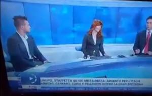 VIDEO Danilo Gallinari ci prova con giornalista di Sky