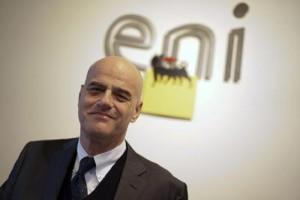 Guarda la versione ingrandita di Claudio Descalzi a Corriere: