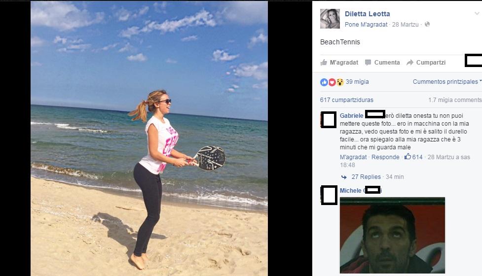 Diletta Leotta e i commenti volgari su Instagram 07