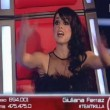 VIDEO Dolcenera contro Giuliana Ferraz per Dio a The Voice