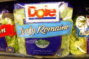Listeria nell'insalata: Dole Food incriminata per le 4 morti