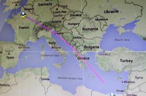 Egyptair: missile sparato per errore? Manovre militari...