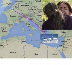 "Egyptair, ipotesi bomba: ""Complice in aeroporto Parigi"""