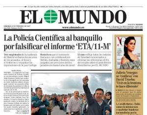 Sciopero El Mundo, solidarietà FNSI
