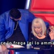 "The Voice, Emis Killa a Raffaella Carrà: ""Vuoi limonare?"" 4"