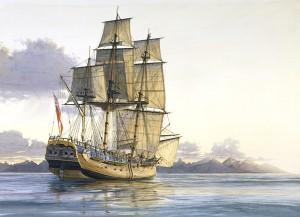 YOUTUBE Ritrovato il relitto della Endeavour di James Cook
