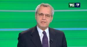 """Enrico Mentana """"chiama"""" Nicola Porro e gli propone...VIDEO"""