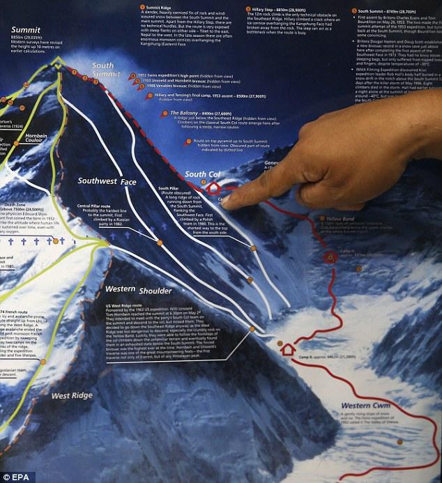 Everest, mistero: 6 esperti scalatori morti in una settimana14