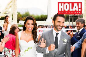 Eva Longoria sposa Jose Baston in Messico: terzo matrimonio