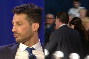 Fabrizio Corona, il labiale: cosa ha detto a Cecchi Paone