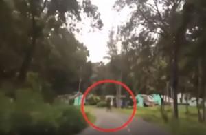"""YOUTUBE """"Fantasma nella foresta"""": misterioso video"""