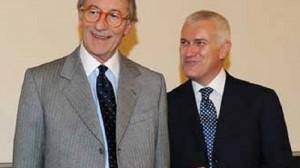 Guarda la versione ingrandita di Vittorio Feltri direttore di Libero. E Maurizio Belpietro...