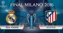Real Madrid-Atletico Madrid: streaming su SportMediaset