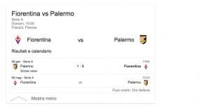 Fiorentina-Palermo, streaming-diretta tv: dove vedere Serie A