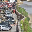 Firenze, voragine su Lungarno: 20 auto inghiottite FOTO17
