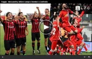 Foggia-Alessandria Sportube: streaming diretta live playoff