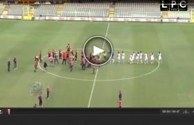 Foggia-Lecce 2-1: highlights Sportube. Foggia in finale