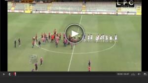 Foggia-Lecce: Sportube streaming, Rai diretta tv, Raisport differita