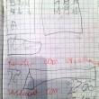 Fortuna Loffredo, ecco i disegni: grido d'aiuto inascoltato6