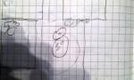 Fortuna Loffredo, ecco i disegni: grido d'aiuto inascoltato